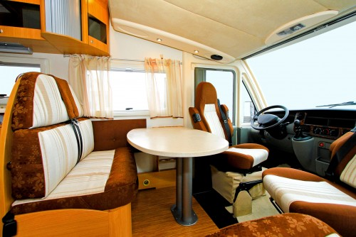 RV Interior cleaning