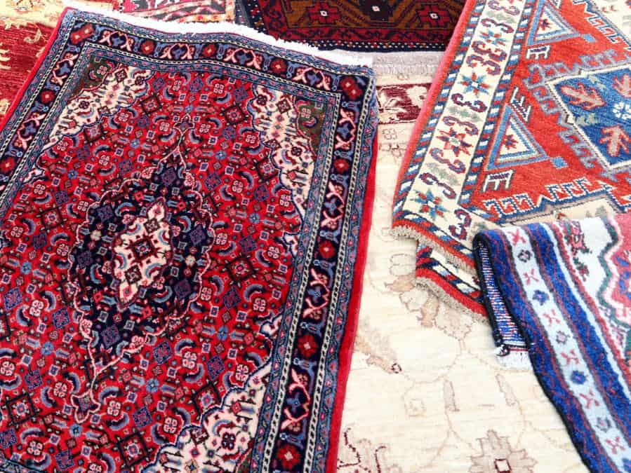 Oriental Rug Cleaning Sacramento