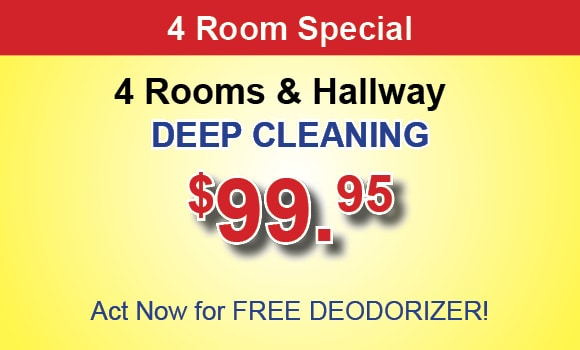 4 Room and Hallway special