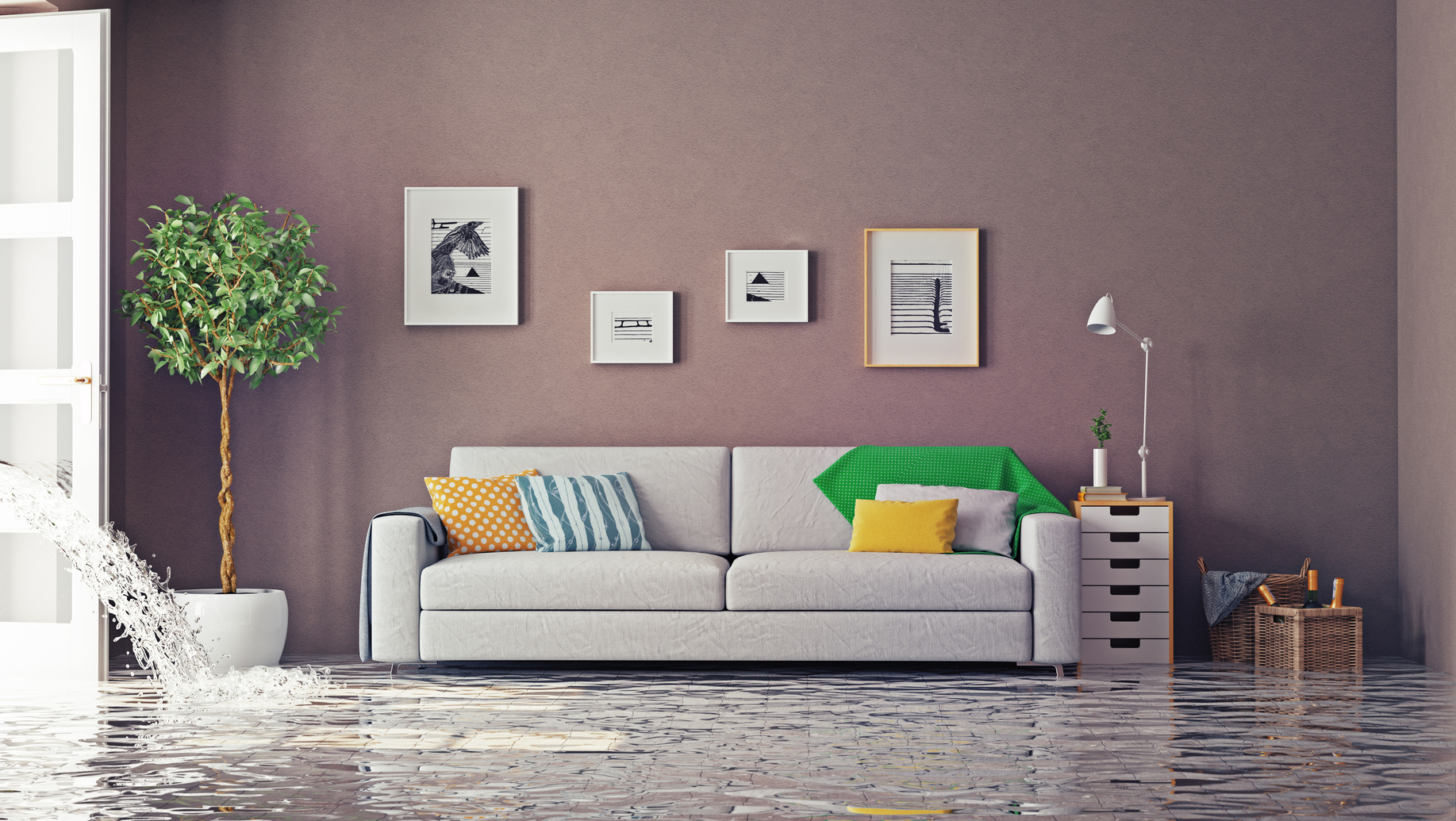 Flood Cleaning & Restoration