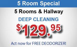 5 Room Special